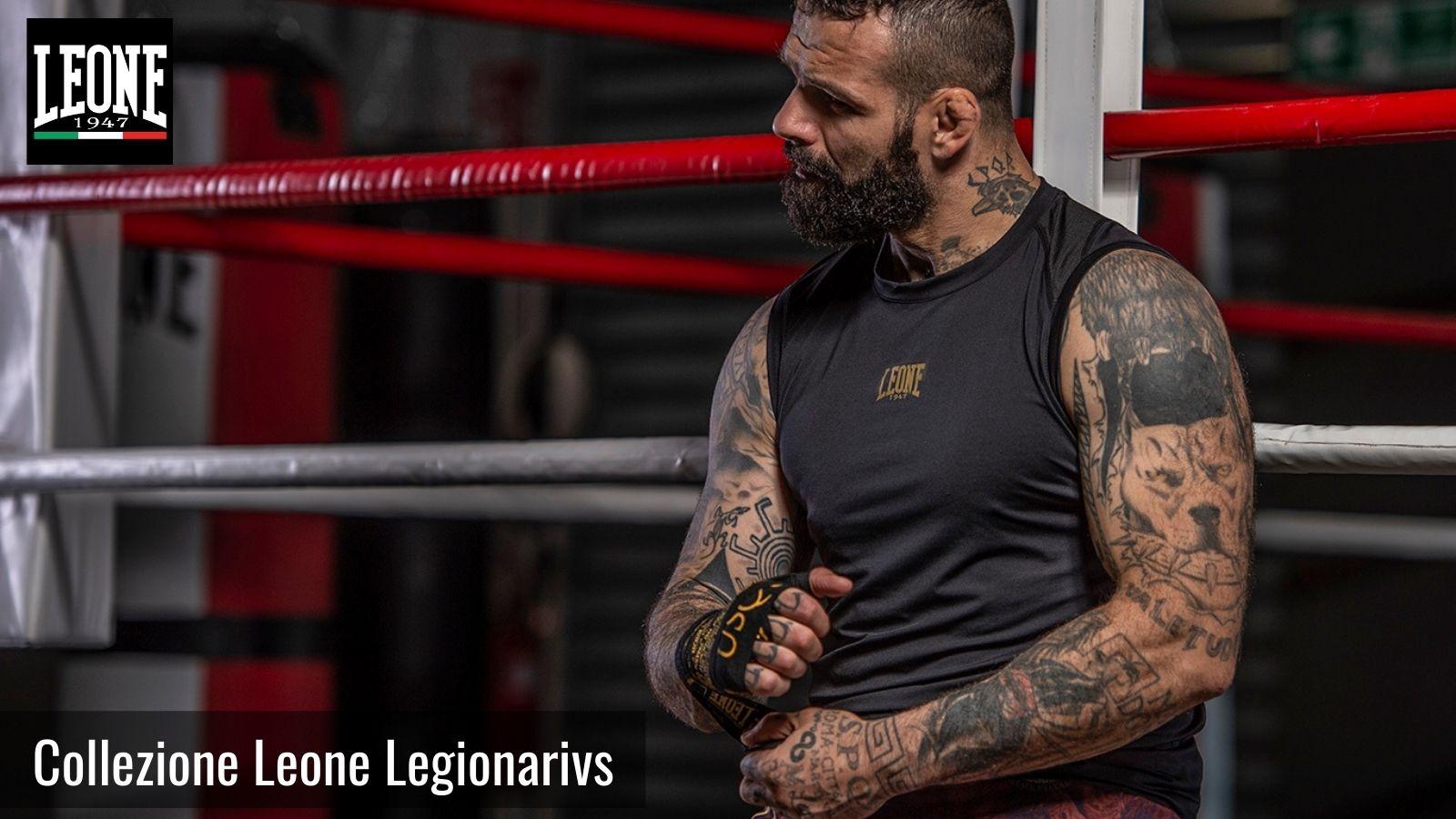 leone legionarivs